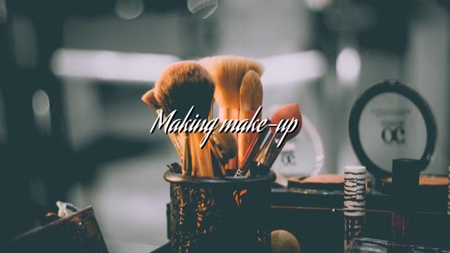 Making make-up